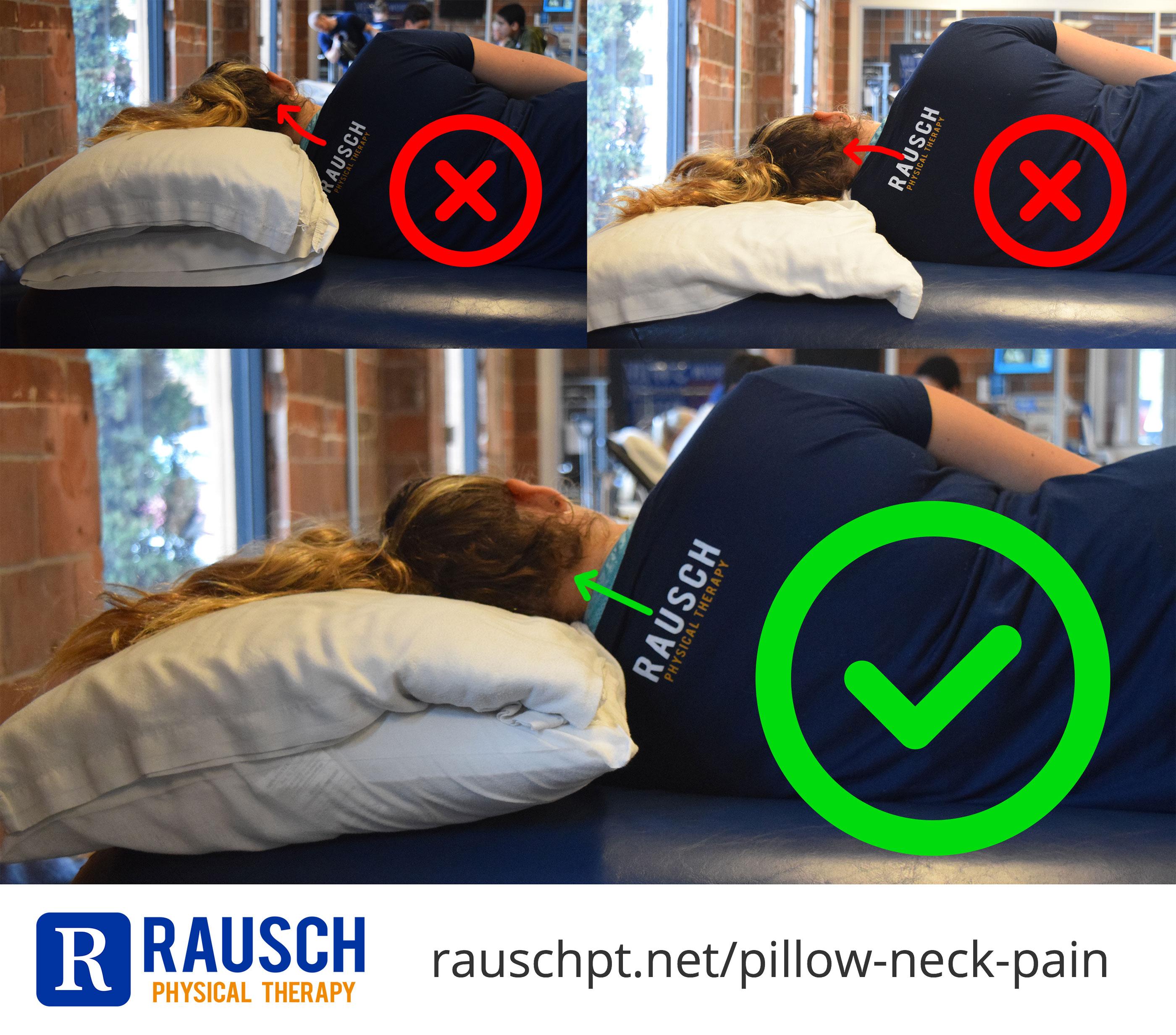 The Best Pillow Position for Avoiding Morning Neck Pain