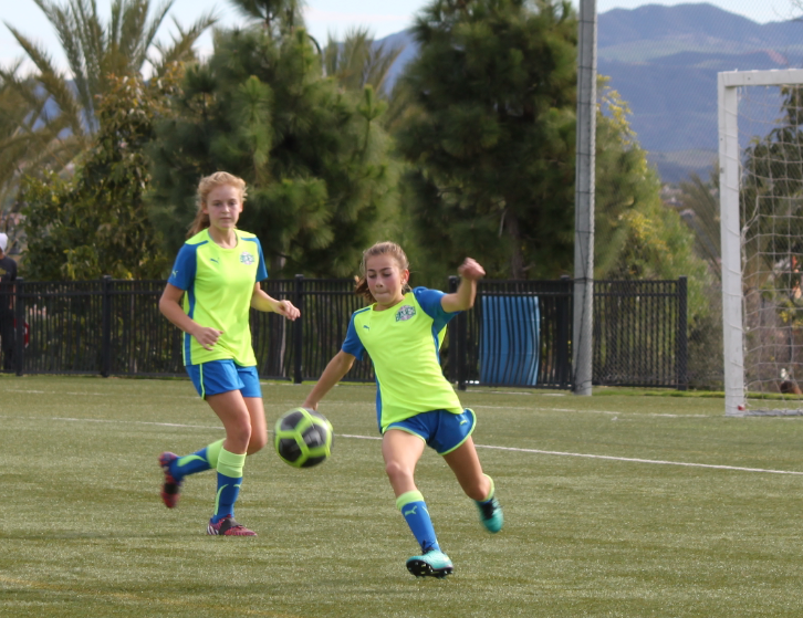 12-year-old Samantha Gugliuzza has been in love with soccer since she was three and wants to play in college; with the help of her PT Lyndsay, Sam's dreams won't be cut short due to overuse injury.