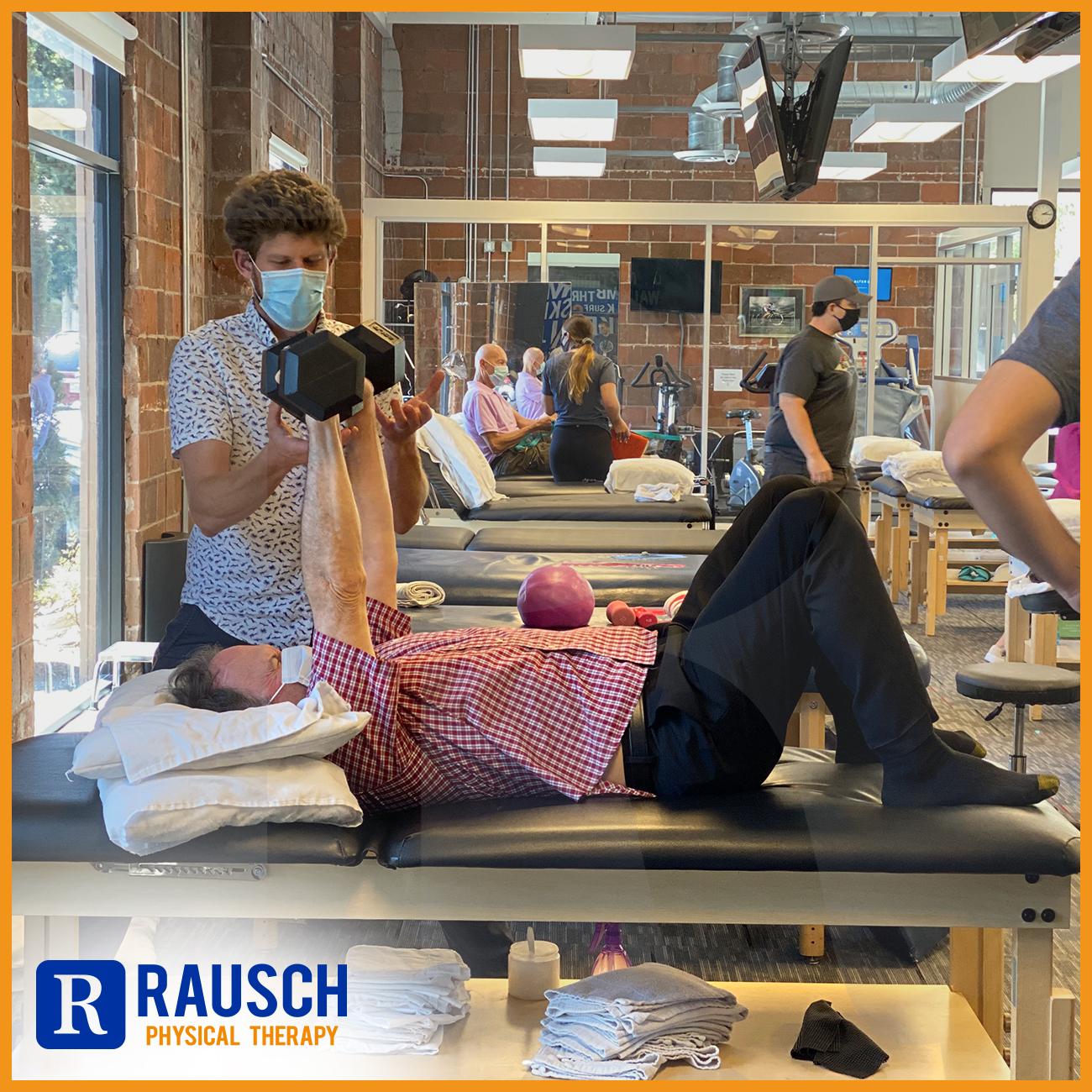Rausch-AUg branding